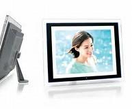 China Advertising HD Digital Photo Frame Video Input 1200 * 800 IPS Resolution on sale