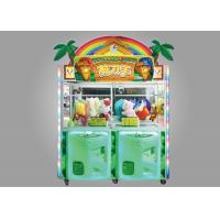 Buy cheap Scissors Man Arcade Claw Machine / 350W Kids Claw Machine With LED Lighting Effect product