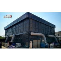 Buy cheap Special Design Aluminum High Peak Double Deckers Canopy Tent for Outdoor Event from wholesalers