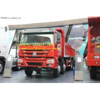 China  SINOTRUK HOWO 6x4 Dump Truck  for sale