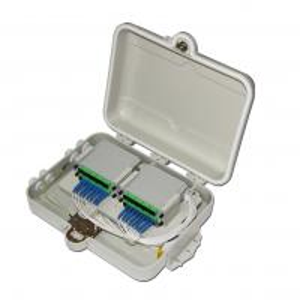 China SMC Material 32 Core Fiber Optic Termination Box ODF SMC Fiber Distribution Box on sale