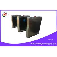 China Rfid Auto Access Control Optical Turnstile Security Gates Led Indicator Light on sale