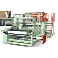 Buy cheap LLDPE with glue PIB stretch film machine(double layers)/stretch wrapping film machine product