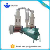 Buy cheap New designed cotton waste dropping from ginner mills cleaning machine for spinning product