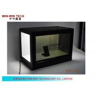 """Buy cheap Slim 42"""" I3 Transparent LCD Display , WIFI Touch Screen Showcase from wholesalers"""