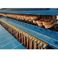 Quality High Speed Wire Mesh Fencing Machine , Wire Mesh Making Machine For Making Flood for sale
