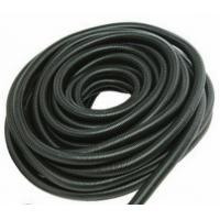 Buy cheap Black Corrugated Flexible Tubing , Black Corrugated Pipe Fire Resistant Hose from wholesalers