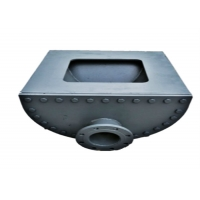 Buy cheap 4.0mpa Paint Tank Drain Hole Specialised Pipe Fittings Dn600 product