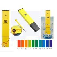 China Swimming Pool Digital PH Meter , Laboratory PH Meter For Water Analysis  on sale