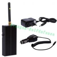 Buy cheap 808HF Protable 2.4G Wifi/Bluetooth Signal Jammer, wireless signal isolator from wholesalers