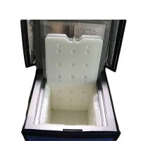 Buy cheap 42L Vacuum Insulated Medicine Cooler Box , Lightweight Portable Freezer Box from wholesalers