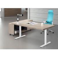 Buy cheap Good Craft Executive Office Furniture , Luxury Executive Desks Fine Wood Material product