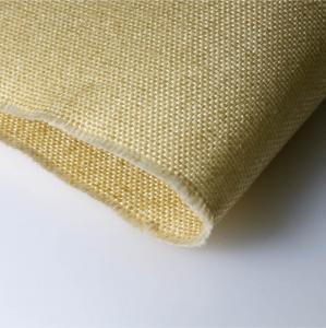 China 2025 High Temperature Fiberglass Cloth , Vermiculite Coated Cloth Plain Weave on sale