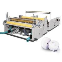 Buy cheap Toilet Paper Slitting Machine product