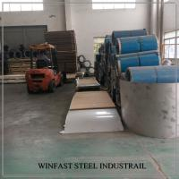 Buy cheap JIS G4303 SUS444 flat steel sheet Cold Rolled for Water Tank 2B Surface from wholesalers