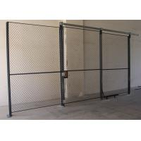 Buy cheap High Performance Wire Mesh Partition Panels Sliding Wire Mesh Sliding Door product