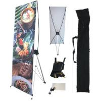 Outdoor Advertising Display X Banner double-sided Water proof Feature