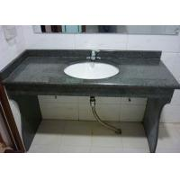 Prefabricated Bathroom Engineered Granite Countertops Anti - Scratch For Home