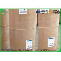 Buy cheap 55 - 120gsm Woodfree Uncoated Paper , Double Sided Uncoated Offset Paper product