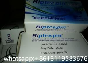 Buy cheap 10IU 3.7mg Jintropin HGH Human Growth Peptide ISO9001 For Fat Burning product