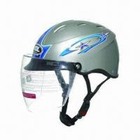 Buy cheap Half-face helmet, suitable for summer season from wholesalers