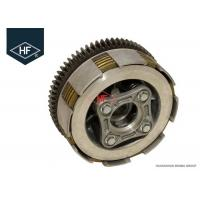 Buy cheap 4 Column Honda Cg 125 Engine Parts , Dirt Bike Clutch Assembly With Friction Pressure Plate product