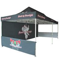 Buy cheap 3 X 4.5M Heavy Duty Trade Show Tents Dye Sublimation Printing Type product