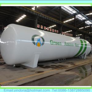 China 100 ton lpg storage tanks on sale