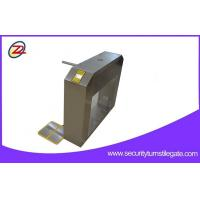 Buy cheap Automatic Turnstile Entry Systems 304 Stainless Steel 1200 * 280 * 1000mm product