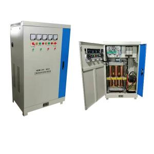Buy cheap Three Phase Welding Machine Compensated 200KVA Voltage Regulator/Stabilizer product