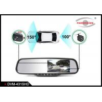 Bluetooth - Enabled Car Rear View Mirror Camera, Reverse Camera With Display