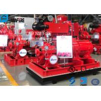 Buy cheap Fire Fighting Centrifugal Fire Pump 750 GPM@195PSI For Oil Repositories product