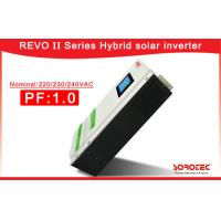 Buy cheap Wide MPPT Range 120-450VDC On / Off Grid 5kW Hybrid Energy Storage Inverters from wholesalers