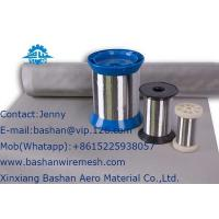 Buy cheap stainless steel woven wire mesh for filter with 316 material mesh product