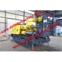 Buy cheap Anchor Hydraulic System Horizontal Directional Drilling Machine With Rubber Element Track from wholesalers