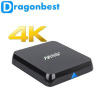 China M8S Plus S812 Ott Android Tv Box  Android 5 . 1 Quad Core Full HD tv box 2G 8G on sale