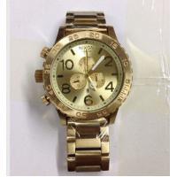 Buy cheap Cheap nixon 51 30 watch all gold for sale only $108 from wholesalers