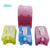 Buy cheap 400ML Non - Toxic Food Safe PCM Cool Pack Gel Accept Custom HDPE Plastic from wholesalers