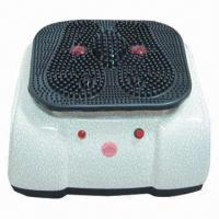 Buy cheap Blood Circulation Massager with Aluminum Die Casting and Two Vibration Program from wholesalers