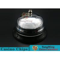 Buy cheap Casino DedicatedStainless SteelCallBell For Casino Poker Table Games from wholesalers
