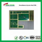 Buy cheap Pcb Fabrication Aeronautics Printed Circuit Board 4L RO3001 Assembly Design product