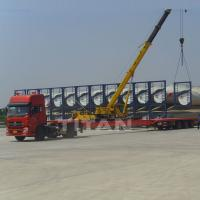 Buy cheap Extendable Telescopic Blade Semi Trailer for Windmill Turbine Blade Transportation product
