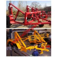 China  produce Cable Reels Cable Reel Trailer,Quotation Cable Reel Puller  for sale