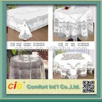 Buy cheap Supplier Pool Table Cloth PVC Table Cloths  For Home / Hotel / Picnic / Restaurant product
