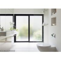 China Windows / Doors Temporary Frosted Glass , Acid Etched Glass Free Sample Available on sale