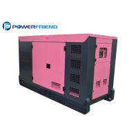 Buy cheap Silent Type Diesel Power Generator , 4 Stroke Diesel Generator Prime Power 45kva product