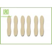 Buy cheap Short Natural Wood Sticks Non - Flavor With CIQ Certificated Smooth Surface product