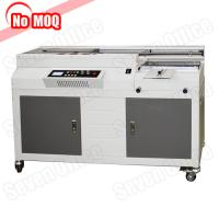 Buy cheap 3 years warranty electric High speed perfect binding machine manufacturer binder from wholesalers