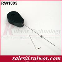 Buy cheap Hardware Store Anti Theft Security Cable Display Retractors For Security from wholesalers