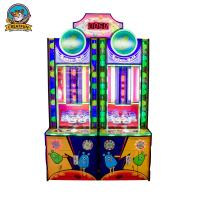 China Super Ball Coin Operated Video Game Machines , Coin Operated Toy Machine on sale